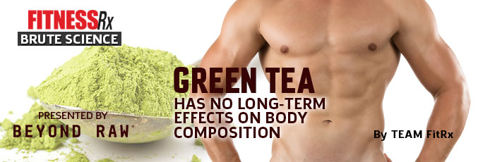 Green Tea Has No Long-term Effects on Body Composition