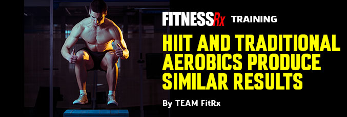 HIIT and Traditional Aerobics Produce Similar Results