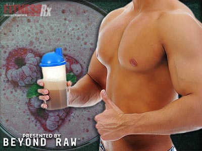 5 Muscle-Building Shakes