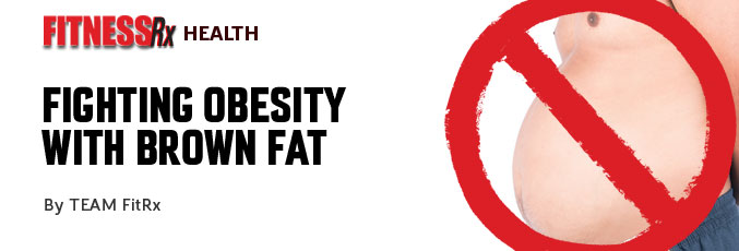 Fighting Obesity with Brown Fat