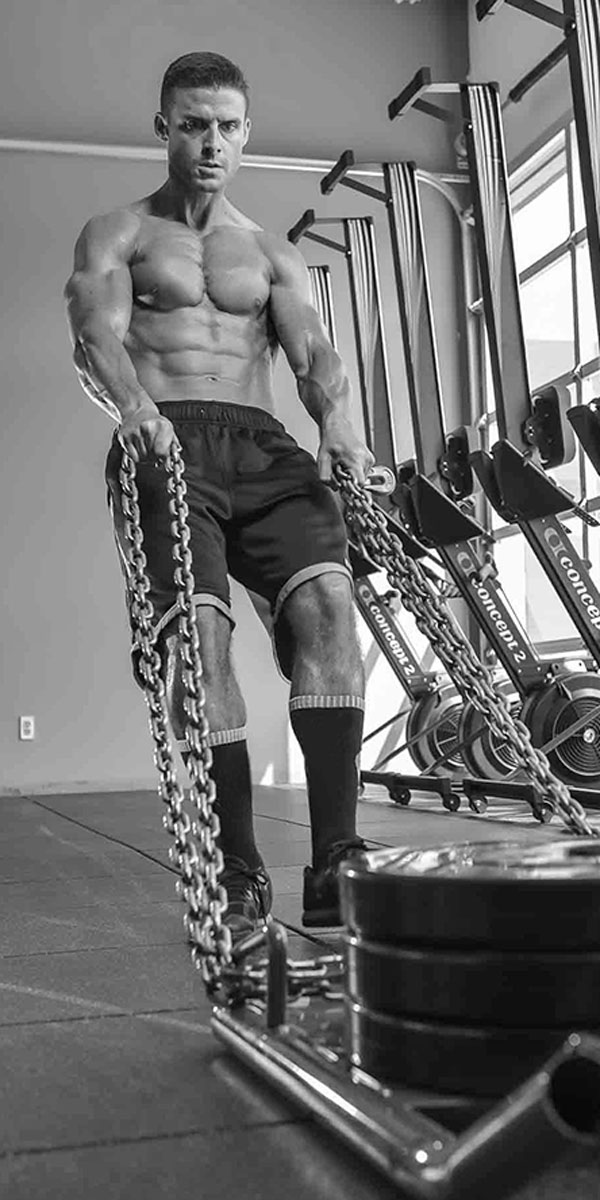 Extreme Training Ignites Your Metabolism With Cory Gregory