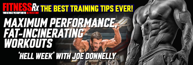 Maximum Performance, Fat-Incinerating Workouts