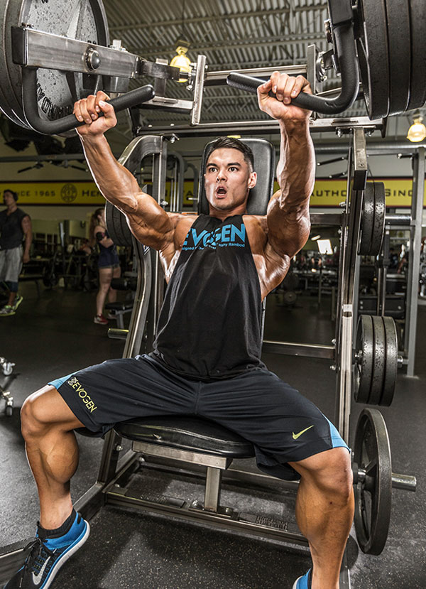 Training for a Winning Physique With Jeremy Buendia