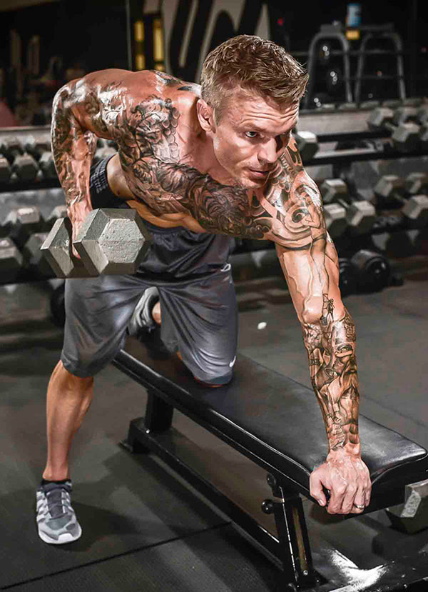 High Intensity for Executive Power With James Grage, the CEO of Fitness