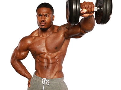 Get the Ultimate V-Taper With Simeon Panda