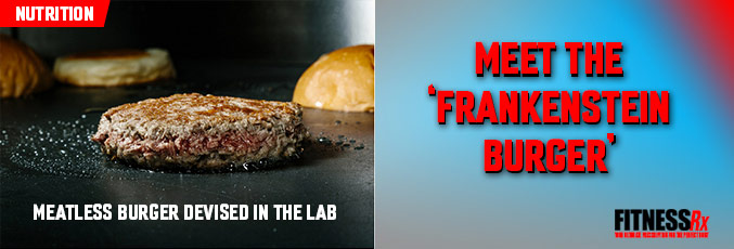 Meet the 'Frankenstein Burger'