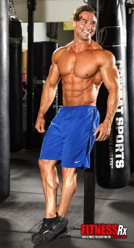 Matt Christianer: Armed for Battle - Part I: Get Shredded and a Six-Pack