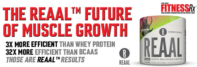 The REAAL™ Future of Muscle Growth