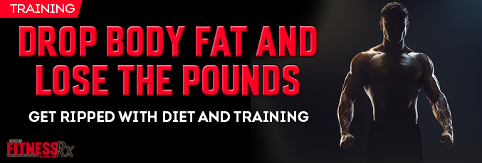 Drop Body Fat and Lose the Pounds