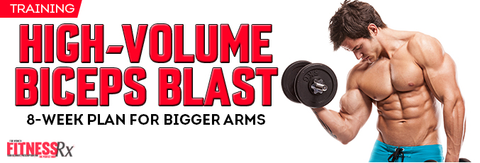 High-Volume Biceps Blast