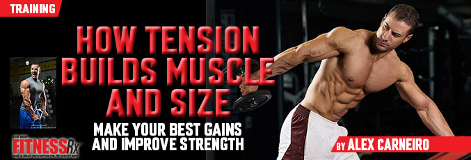 Build Muscle with Tension