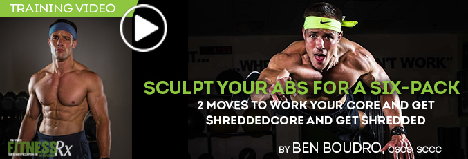 Sculpt Your Abs for a Six-Pack