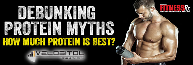 Debunking Protein Myths – How Much Protein Is Best?