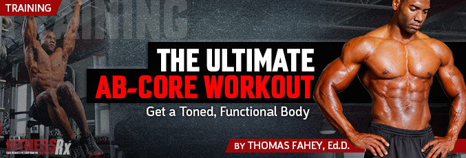 The Ultimate Ab-Core Workout