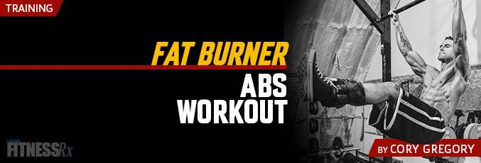 Fat Burner #110/Abs Workout