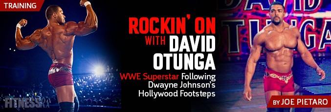 Rockin' On With David Otunga