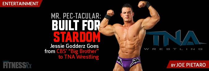Mr. PEC-Tacular: Built For Stardom