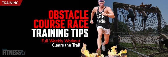 Obstacle Course Race Training Tips