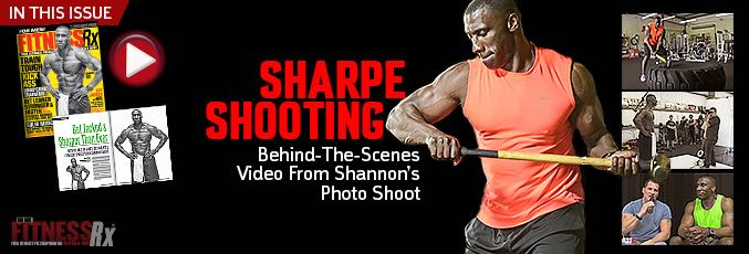 Sharpe Shooting