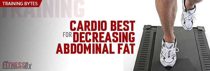 Cardio Best For Decreasing Abdominal Fat