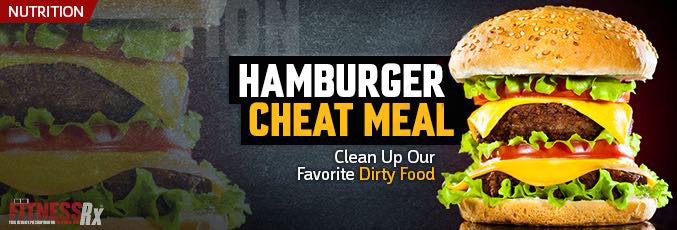 Hamburger Cheat Meal