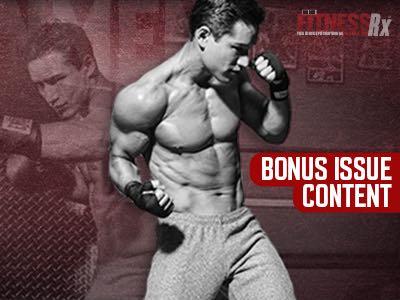 Boxing Fitness Fitnessrx For Men