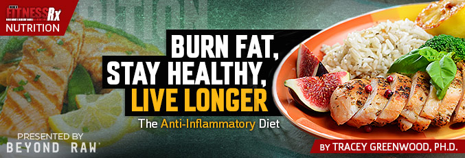 Burn Fat, Stay Healthy, Live Longer