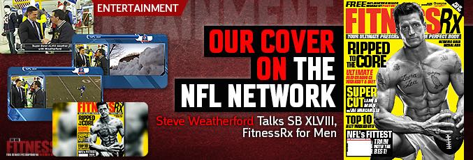 Our Cover on The NFL Network, ESPN, FOX, Bethany