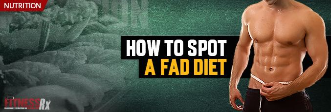 How To Spot a Diet Fad