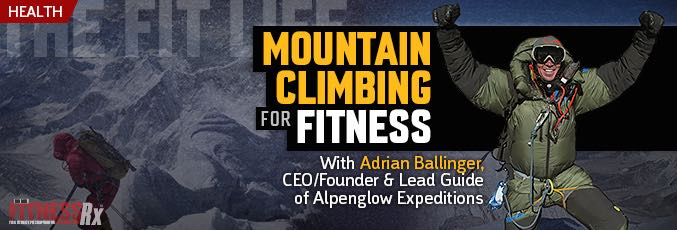 Mountain Climbing For Fitness
