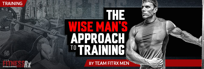 The Wise Man's Approach To Training
