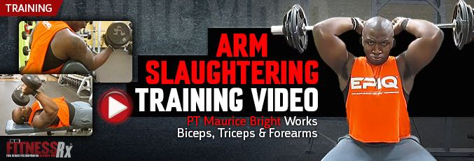 Arm Slaughtering Training Video