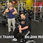 Celebrity Sweat Training Tip with Eric the Trainer and MMA Legend Big John McCarthy