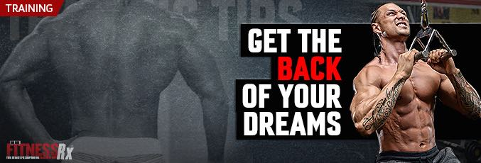 Get the Back Of Your Dreams
