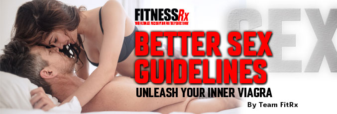 FitnessRx Better Sex Guidelines