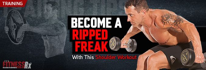 Become a Ripped Freak