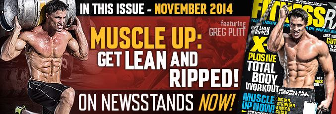Muscle Up: Get Lean and Ripped