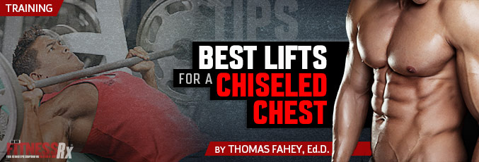 The Best Lifts for Chiseled Chest