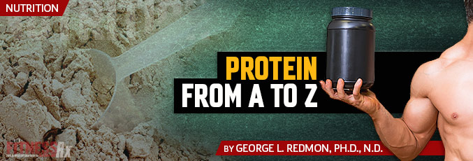 Protein From A To Z