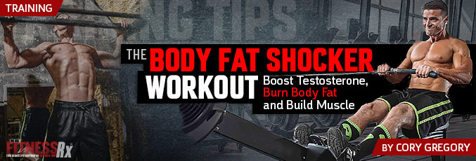 The Body Fat Shocker Workout