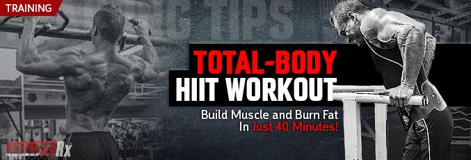 Total-Body HIIT Workout