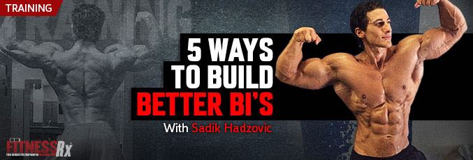 5 Ways To Build Better Bi's
