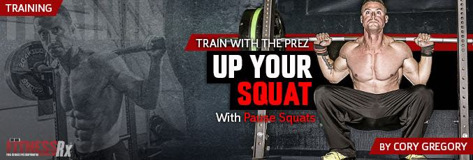 Up Your Squat
