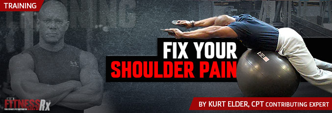 Fix Your Shoulder Pain