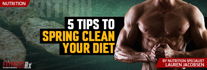 5 Tips to Spring Clean Your Diet