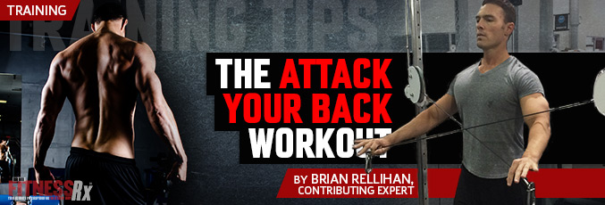 The Attack Your Back Workout