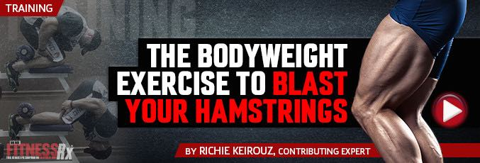 The Bodyweight Exercise To Blast Your Hamstrings