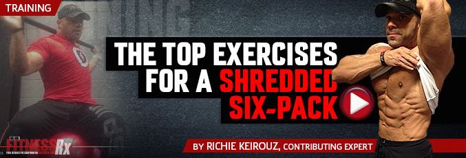 The Top Exercises For A Shredded Six-Pack