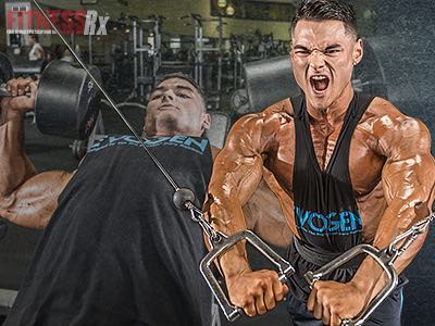 Grow Your Chest With Physique Olympia Champ Jeremy Buendia