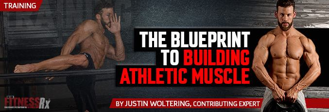 The Blueprint To Building Athletic Muscle